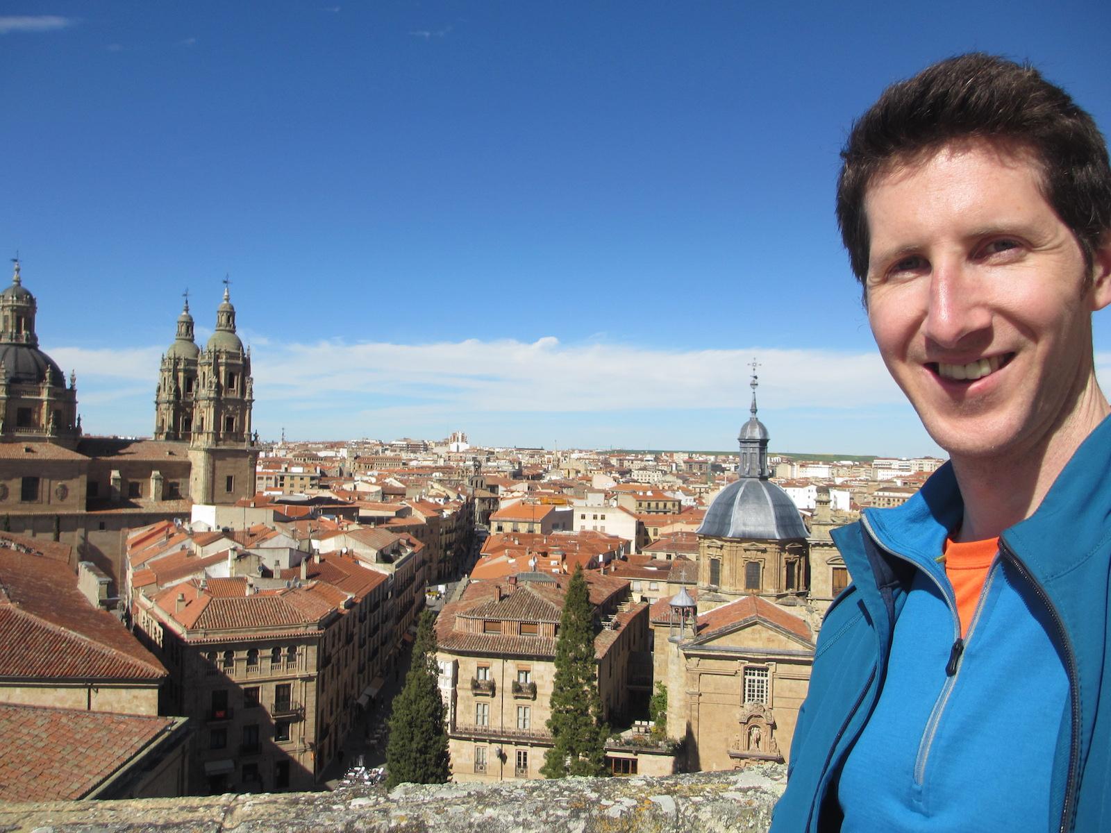 Nathan at Salamanca
