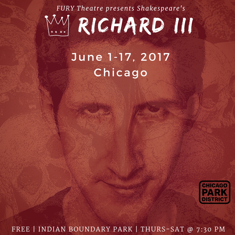 Richard III - Fury Theatre