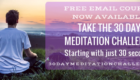 The Meditation Challenge is now open