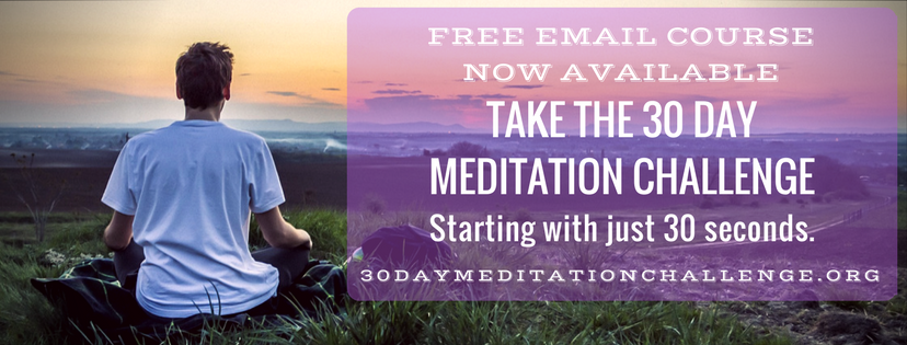 Meditation Challenge Email Course