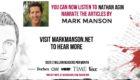 I'm Narrating the Mark Manson Archive