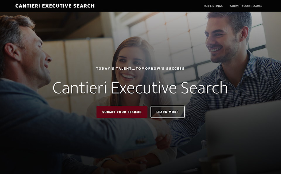 Cantieri Executive Search