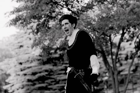 Audio and Video Clips of Fury's Richard III