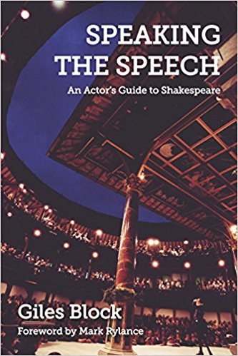 Speaking The Speech - Giles Block