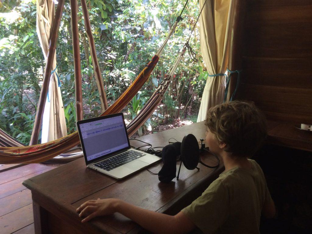 Lucho Recording